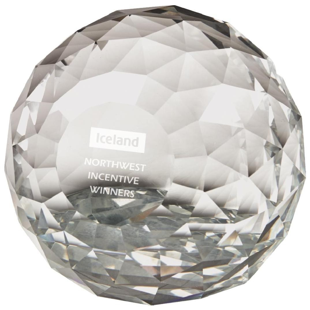 Crystal Maze' Paperweight Award