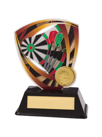 Fortress Darts Acrylic Plaque