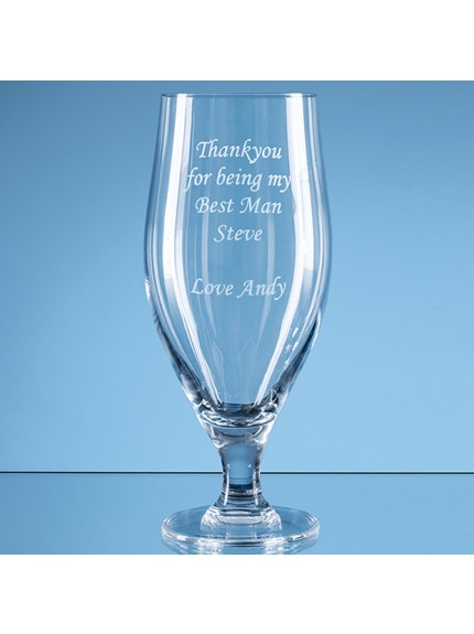 0.38ltr Stelara Beer Glass