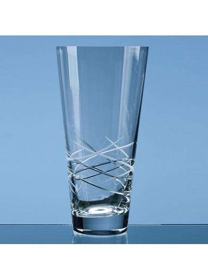 Tiesto Cut Conical Vase