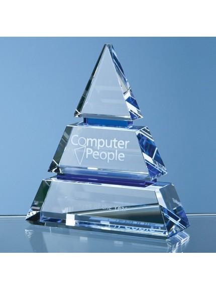 Optical Crystal Luxor Award
