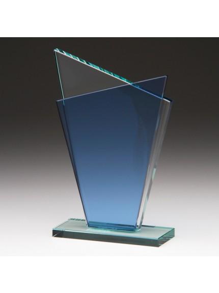 Jade Azure Prestige Crystal Award