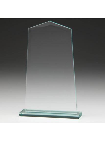 Jade Acclaim Crystal Award