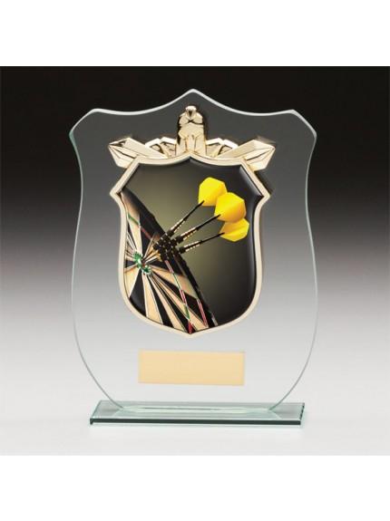 Titans Glass Darts Shield