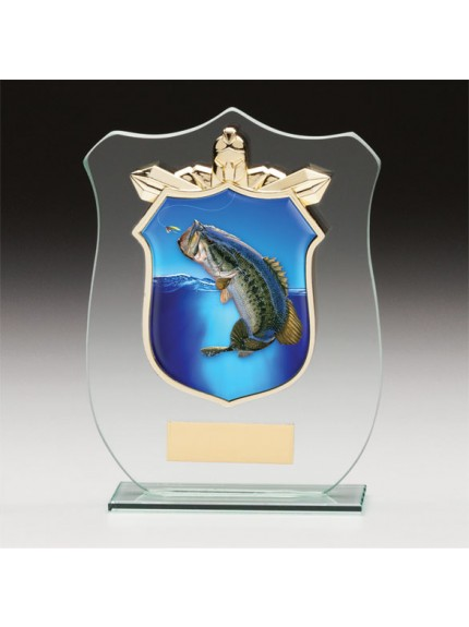 Titans Glass Fishing Bass Shield