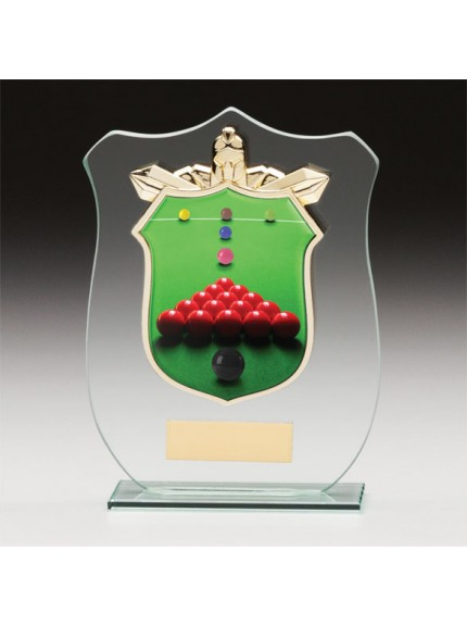 Titans Glass Snooker Shield