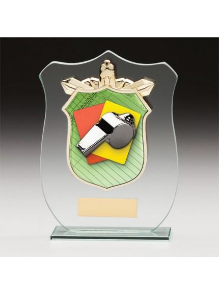 Titans Glass Referee Whistle Shield