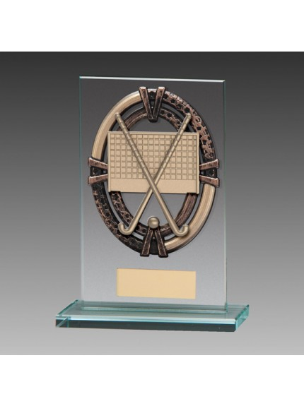 Maverick Legacy Glass Hockey Bronze