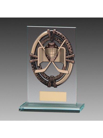 Maverick Legacy Glass IceHockey Bronze