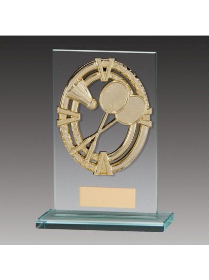 Maverick Legacy Glass Badminton Gold
