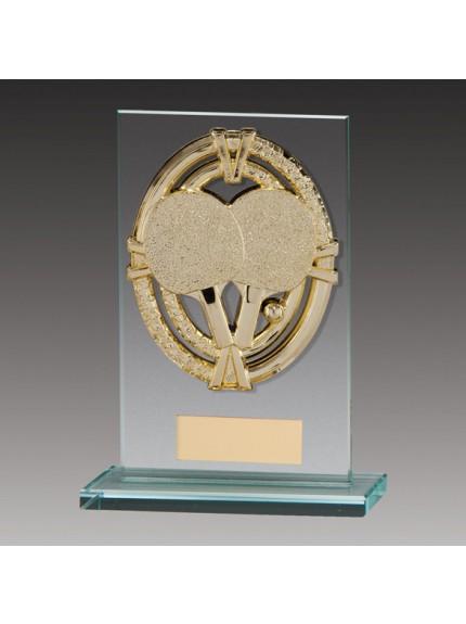 Maverick Legacy Glass TableTennis Gold