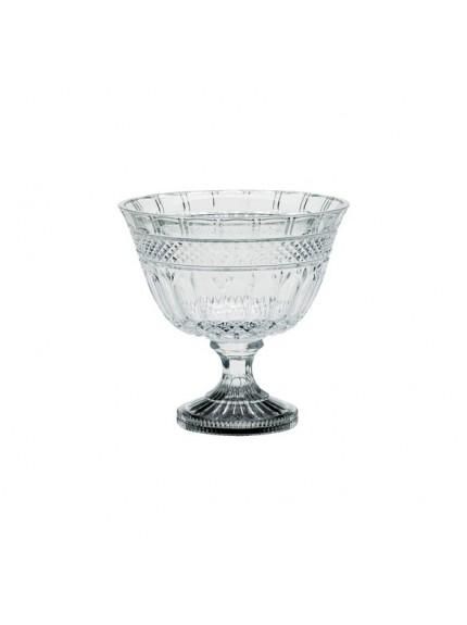 Lindisfarne Eternity Crystal Bowl 23.5cm