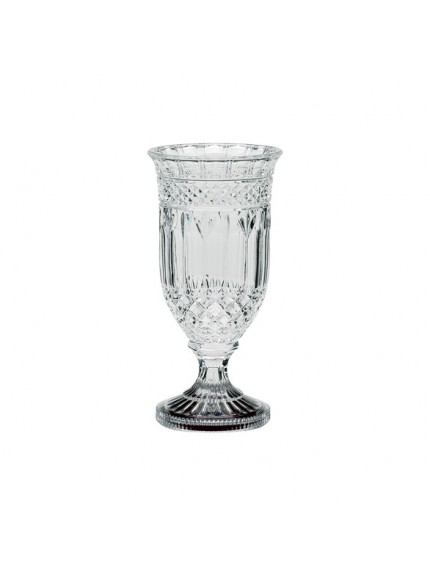 Lindisfarne St George Crystal Vase 310mm