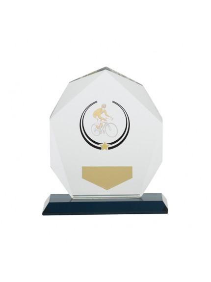 Glacier Cycling Glass Award 120mm