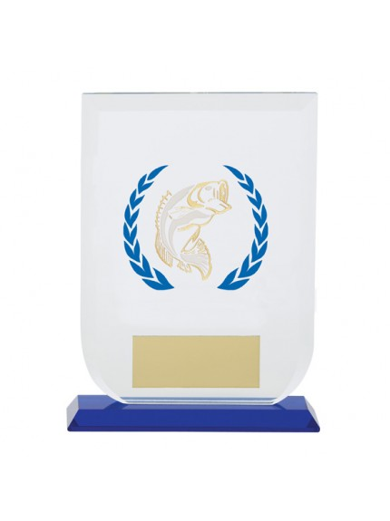 Gladiator Angling Glass Award 160mm
