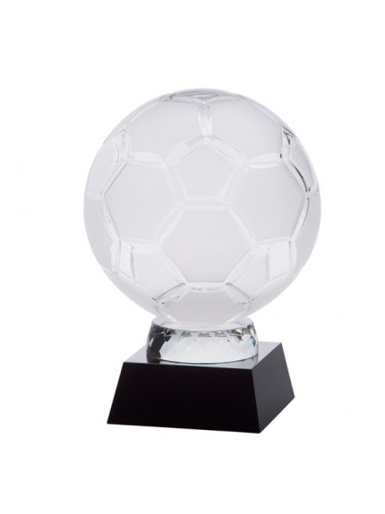 Empire 3D Football Crystal Award 300mm