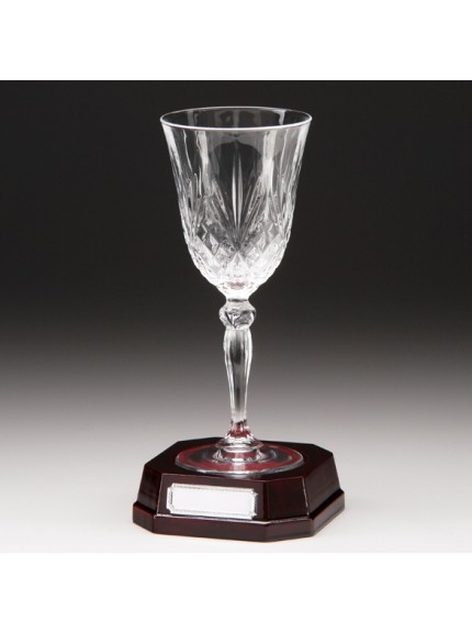 Lindisfarne Osana Wine Crystal Glass 220mm
