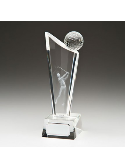 Capture Crystal Clear Golf Award