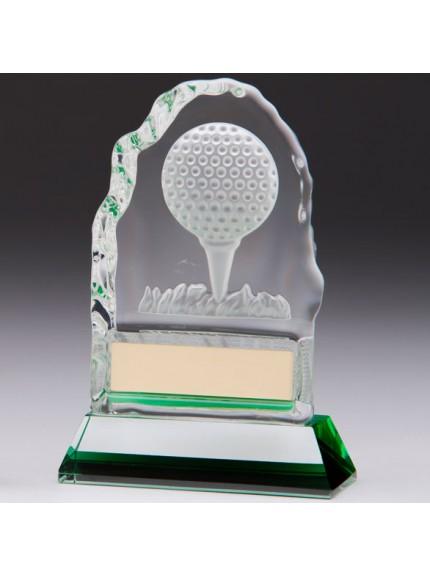 Challenger Drive Crystal Award