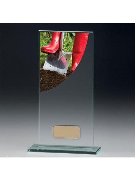 Gardening Colour-Curve Jade Crystal