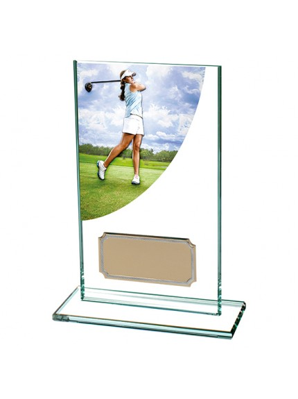 Colour Curve Golf Female Jade Crystal - 4 Sizes