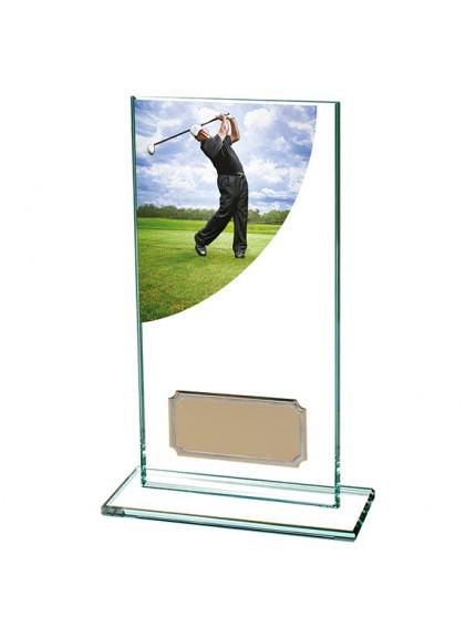 Colour Curve Golf Male Jade Crystal - 4 Sizes