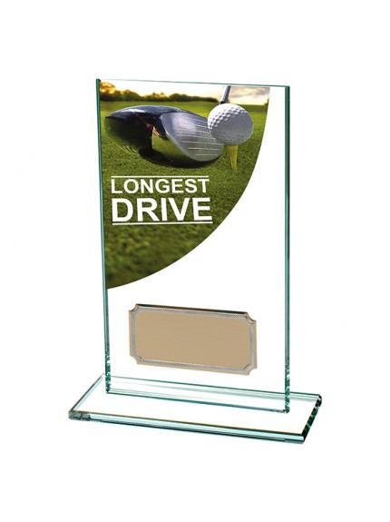 Longest Drive Colour-Curve Jade Crystal - 4 Sizes