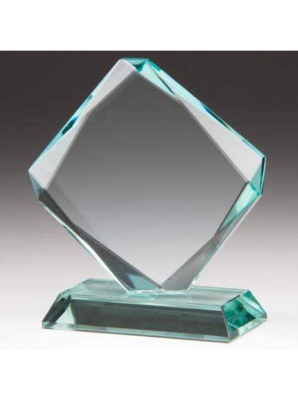 Jade Accord Crystal Award