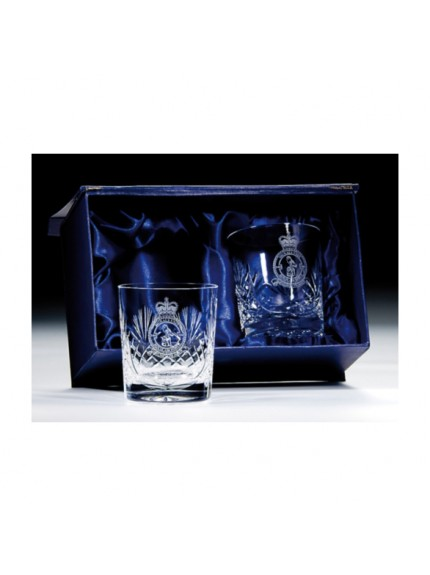 Lindisfarne Evin Whiskey Double Crystal 145mm