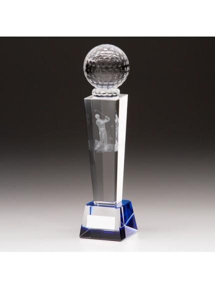 Legend Tower Crystal Golf Award