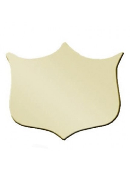 29mm Bevel Edged Gold Side Shield