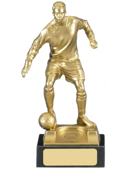 Football Male Trophy - Available In 3 Sizes