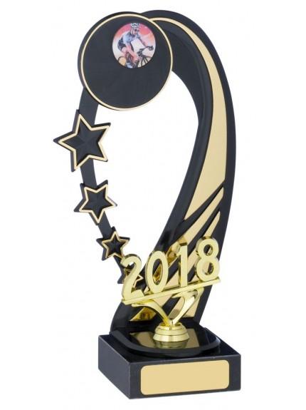 2018 Black Backdrop Trophy
