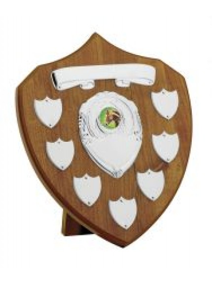 Maple Year Presentation Shield (7-11 Years)