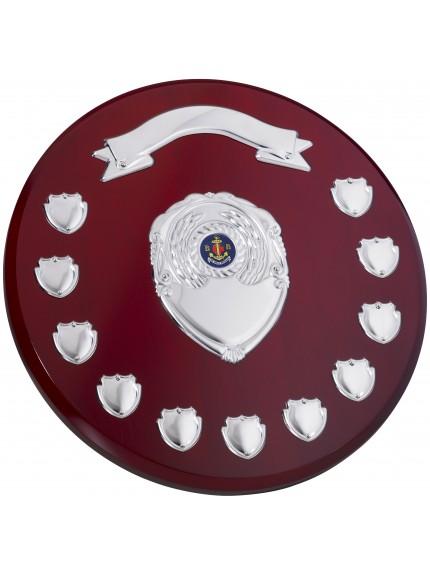 Rosewood Round 11 Year Presentation Shield - 30.5cm
