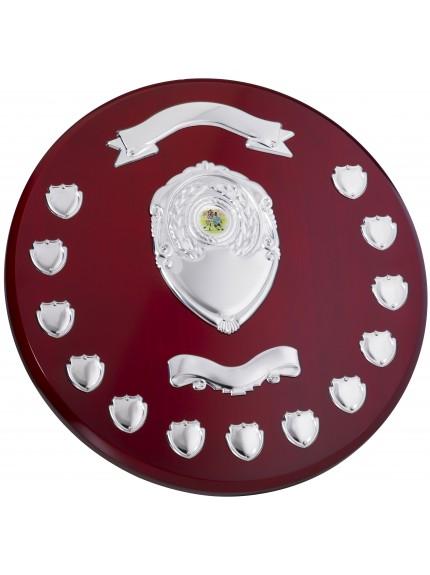 Rosewood Round 13 Year Presentation Shield - 35.5cm