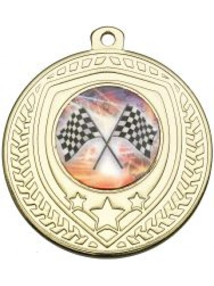 50mm Shield Medal