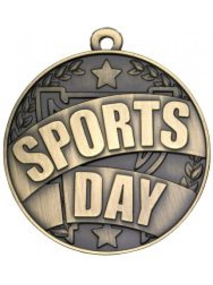 50mm Sports Day Medal