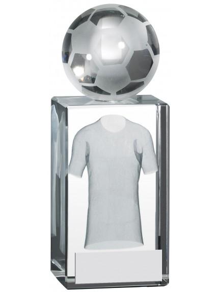 Football Shirt Block With Ball - 3 Sizes