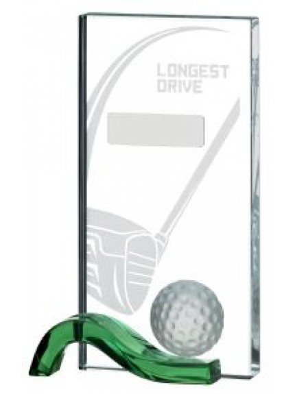 18cm Golf Longest Drive Award