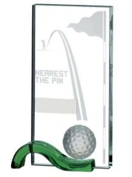 18cm Golf Nearest The Pin Award