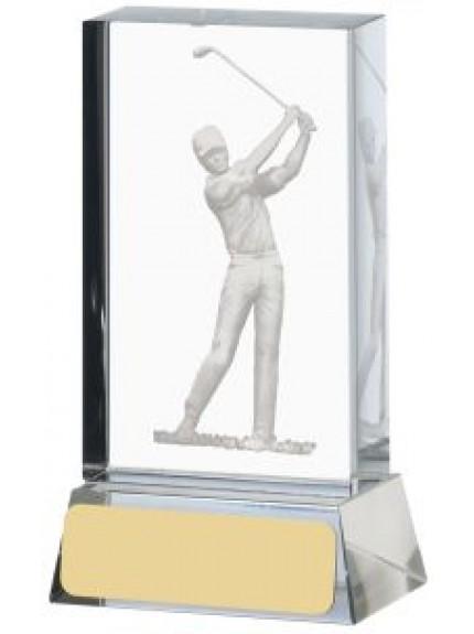 Golf Glass Block