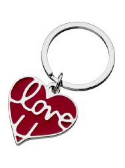 Love Heart Keyring