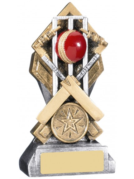 Diamond Extreme Cricket Award - 2 Sizes