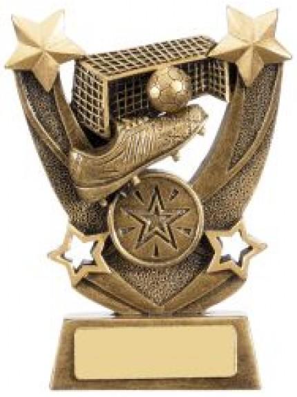Trailblazer Football Award - Available In 3 Sizes