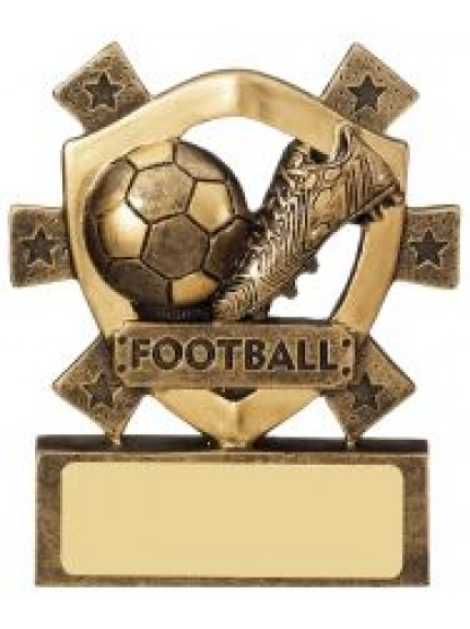 8cm Football Mini Shield