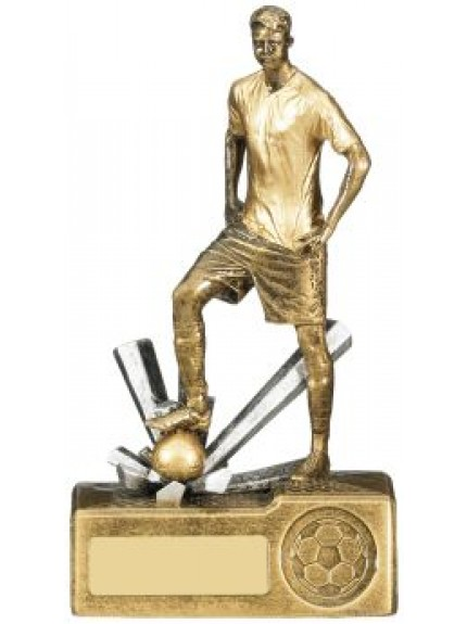 Krypton Male Football Trophy - Available In 6 Sizes