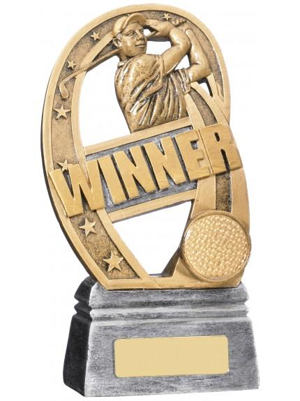 Golf Winner - 14cm
