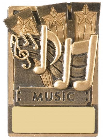 Mini Magnetic Music Award - 82mm