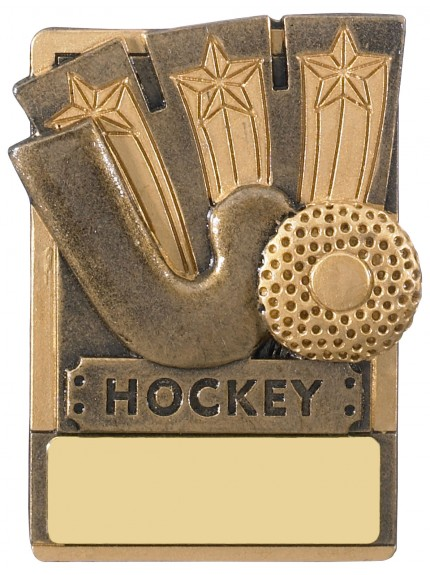 Mini Magnetic Hockey Award - 82mm
